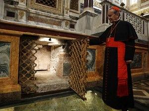 Tomb of St. Paul