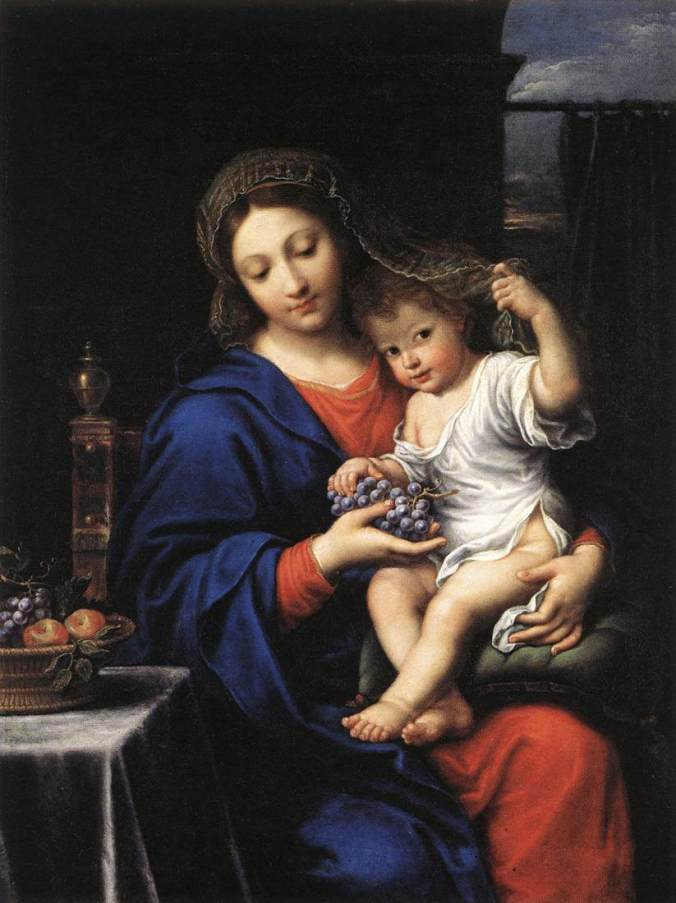 Virgin of the Grapes