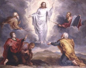 rosary luminous Transfiguration