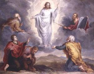rosary luminous Transfiguration