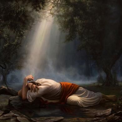 agony in the garden, Jesus, Gethsemane