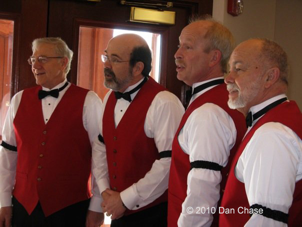 barbershop quartet, Concord Coachmen