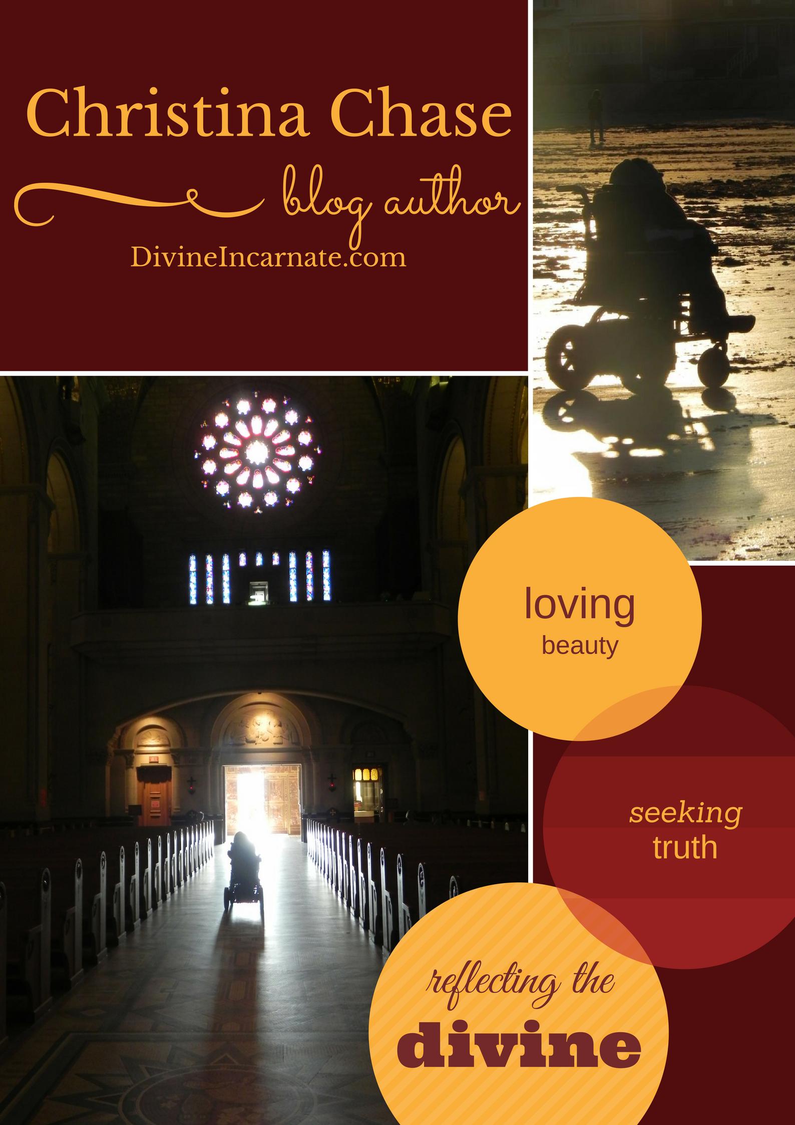Divine Incarnate, blog, divine incarnation