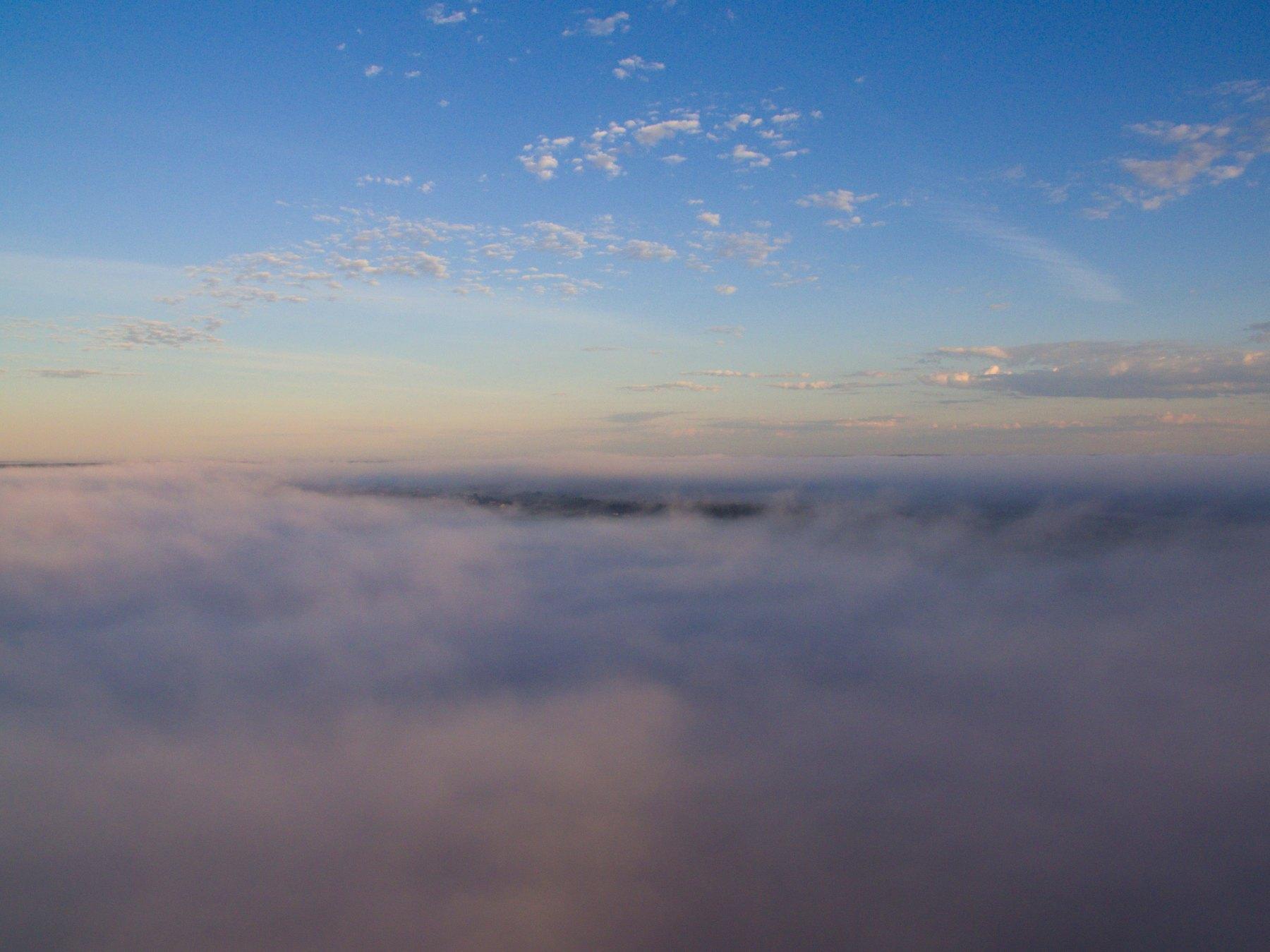 Sky, clouds, Revelation