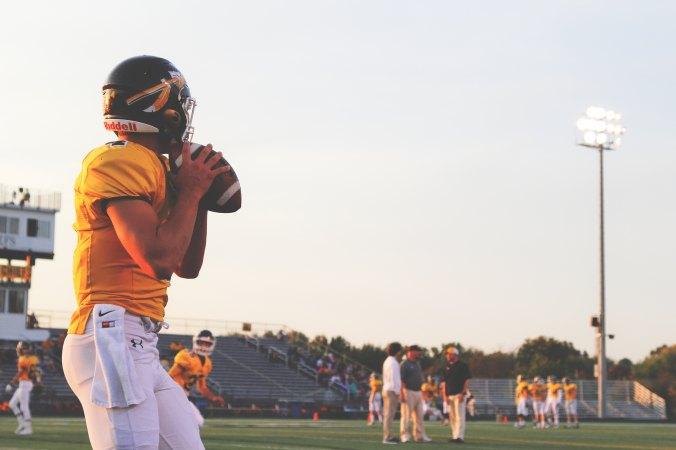 Football, quarterback