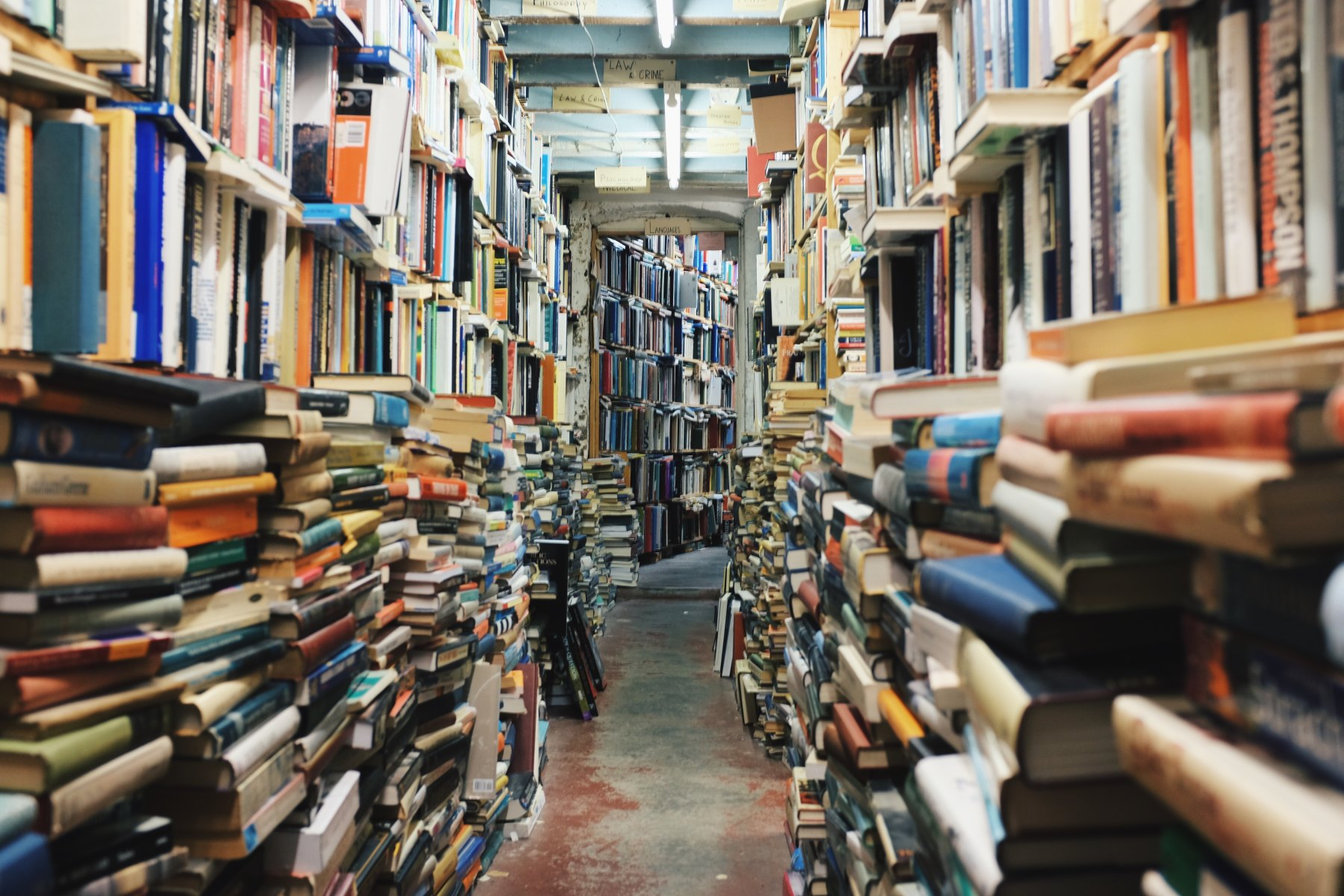 Books, library, book