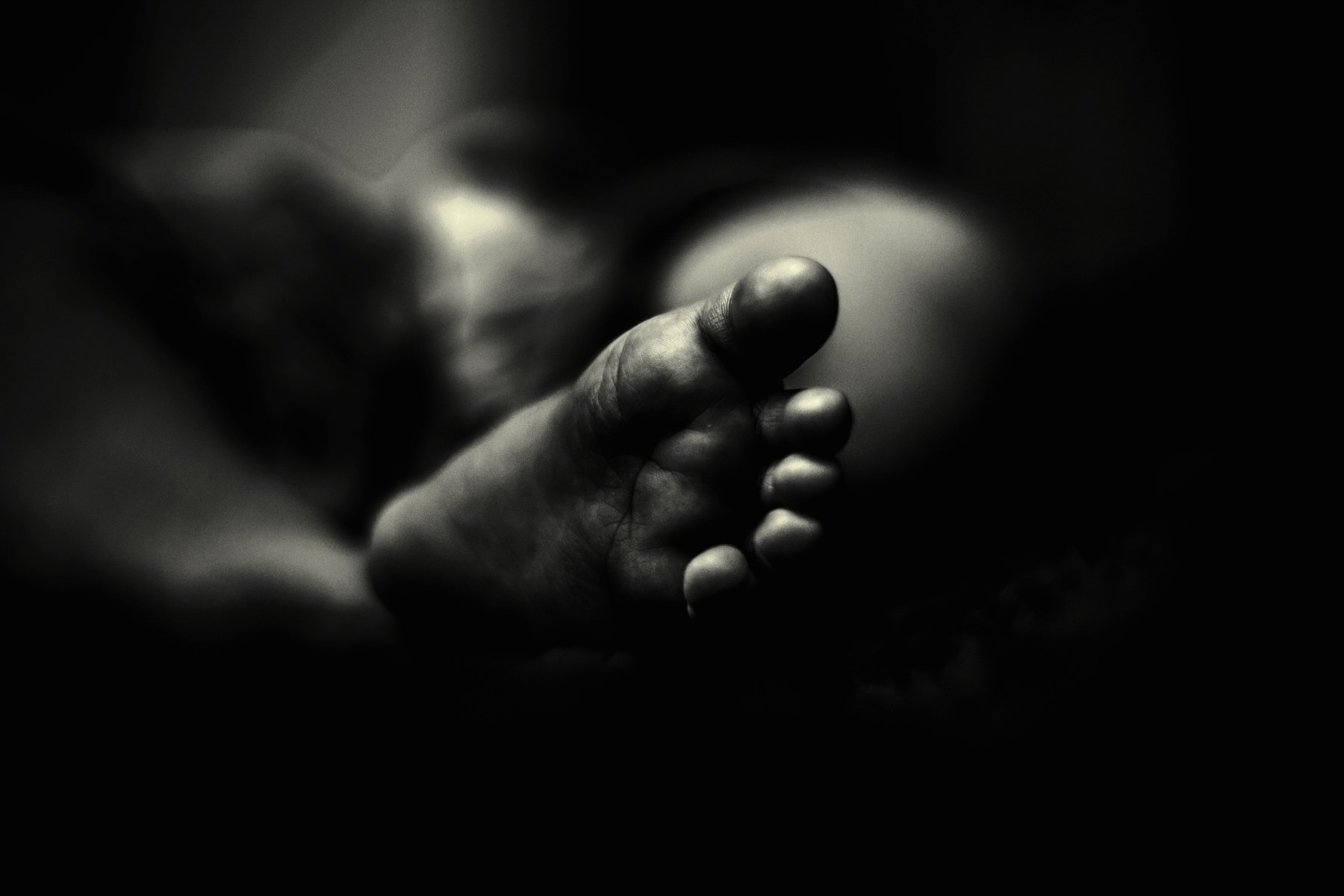 babies, infant, newborn, foot