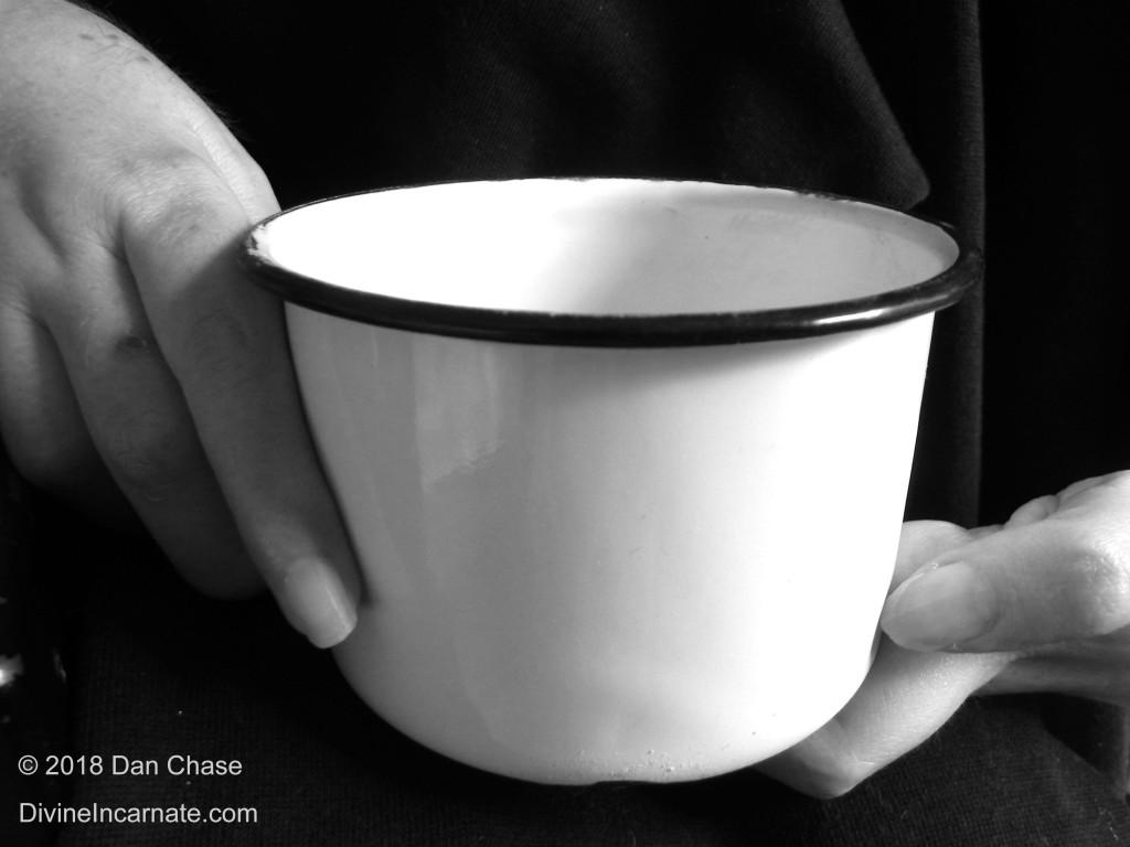 begging bowl, beggar, tin cup, disability