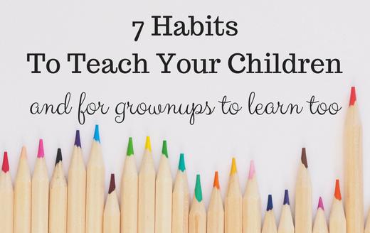 Children, education, habits,