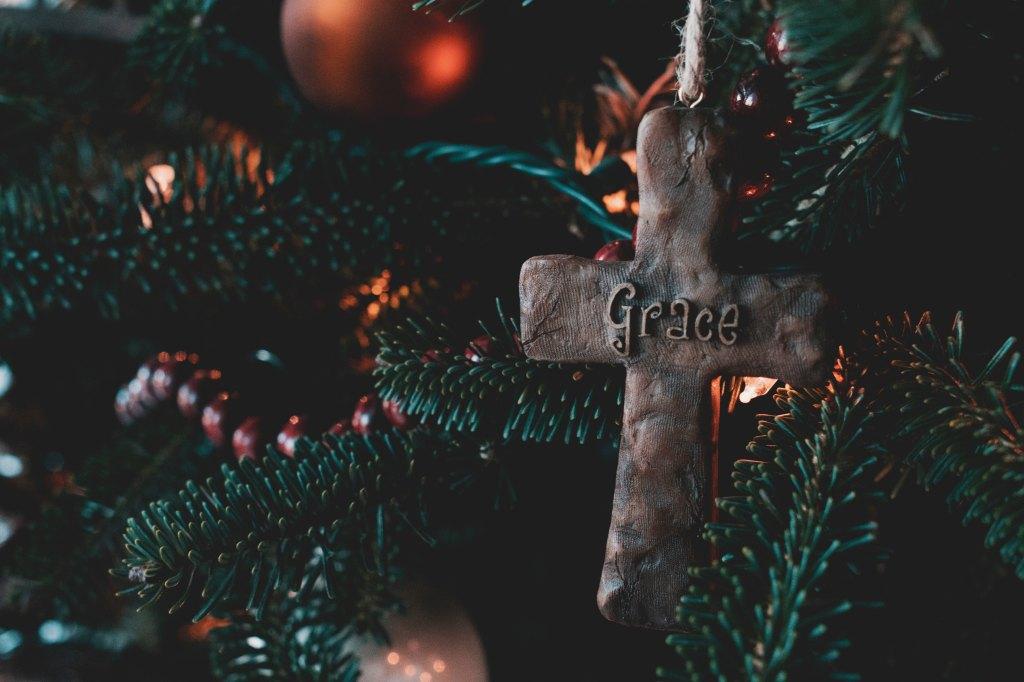 Christmas, grace, Christ, incarnation