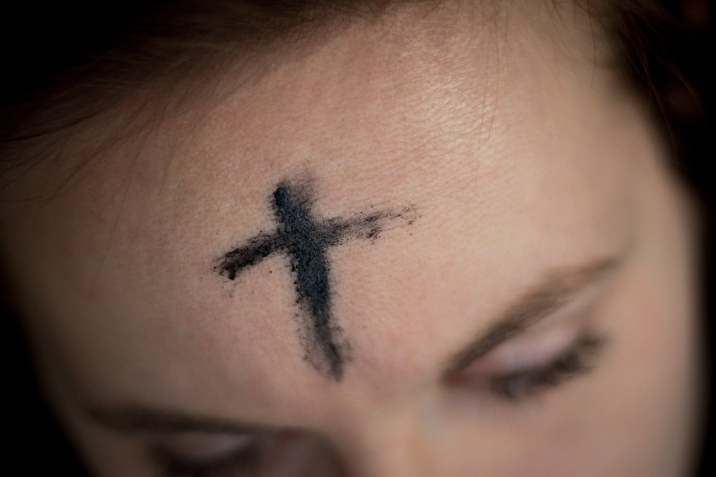 Ash Wednesday, ashes, Catholic, Lent