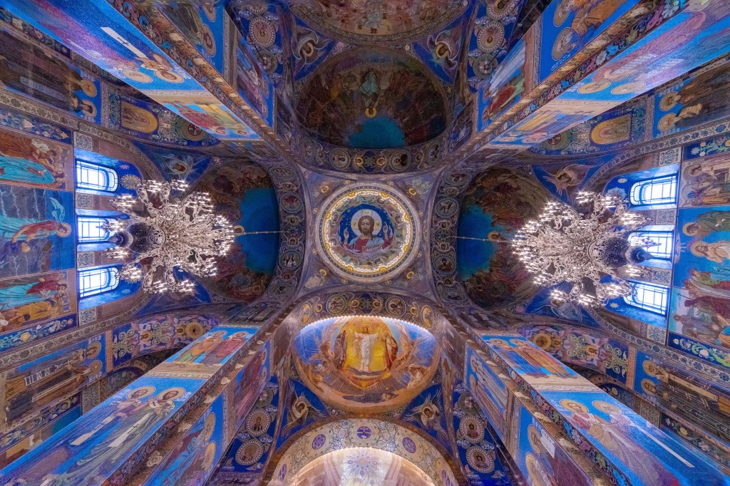 Church of the Savior on the Spilled Blood, Resurrection of Christ, architecture, Russia, St. Petersburg