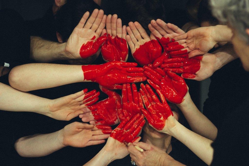 hands, heart, church, community, gift, family