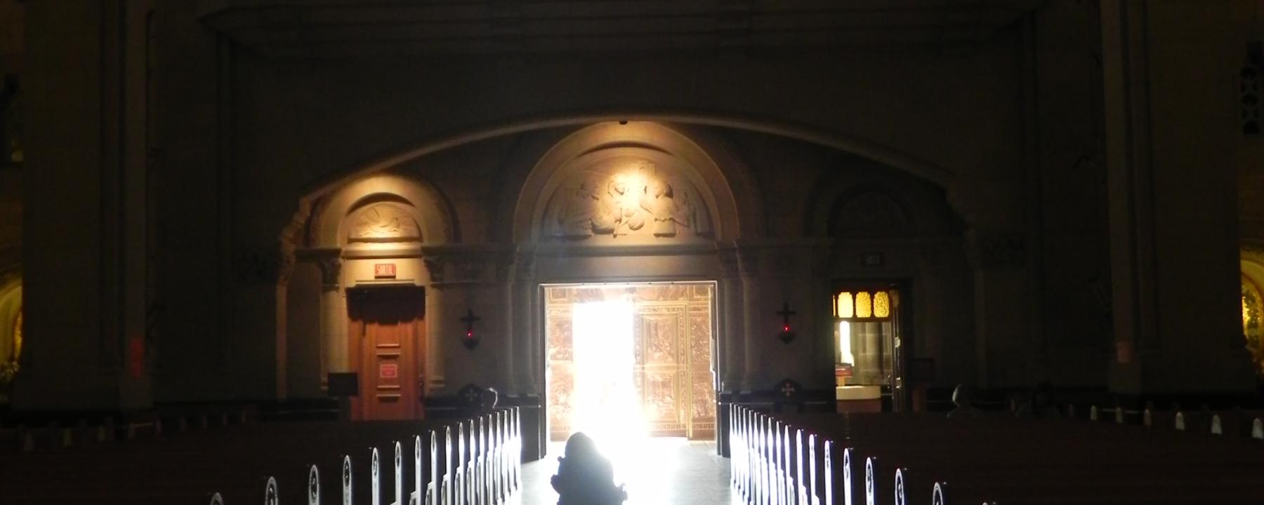 Church, holy, Christina Chase, Ste. Anne-de-Beaupré