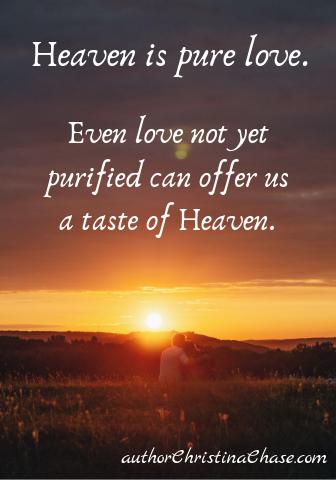 heaven, love, Christina Chase