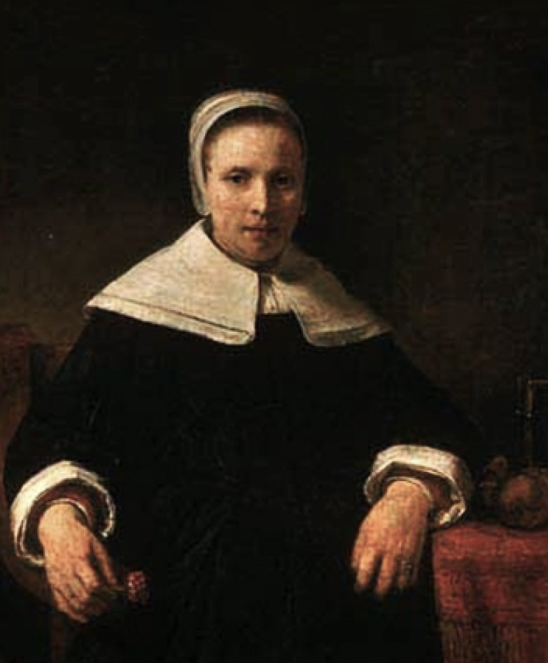 the poet Anne Bradstreet